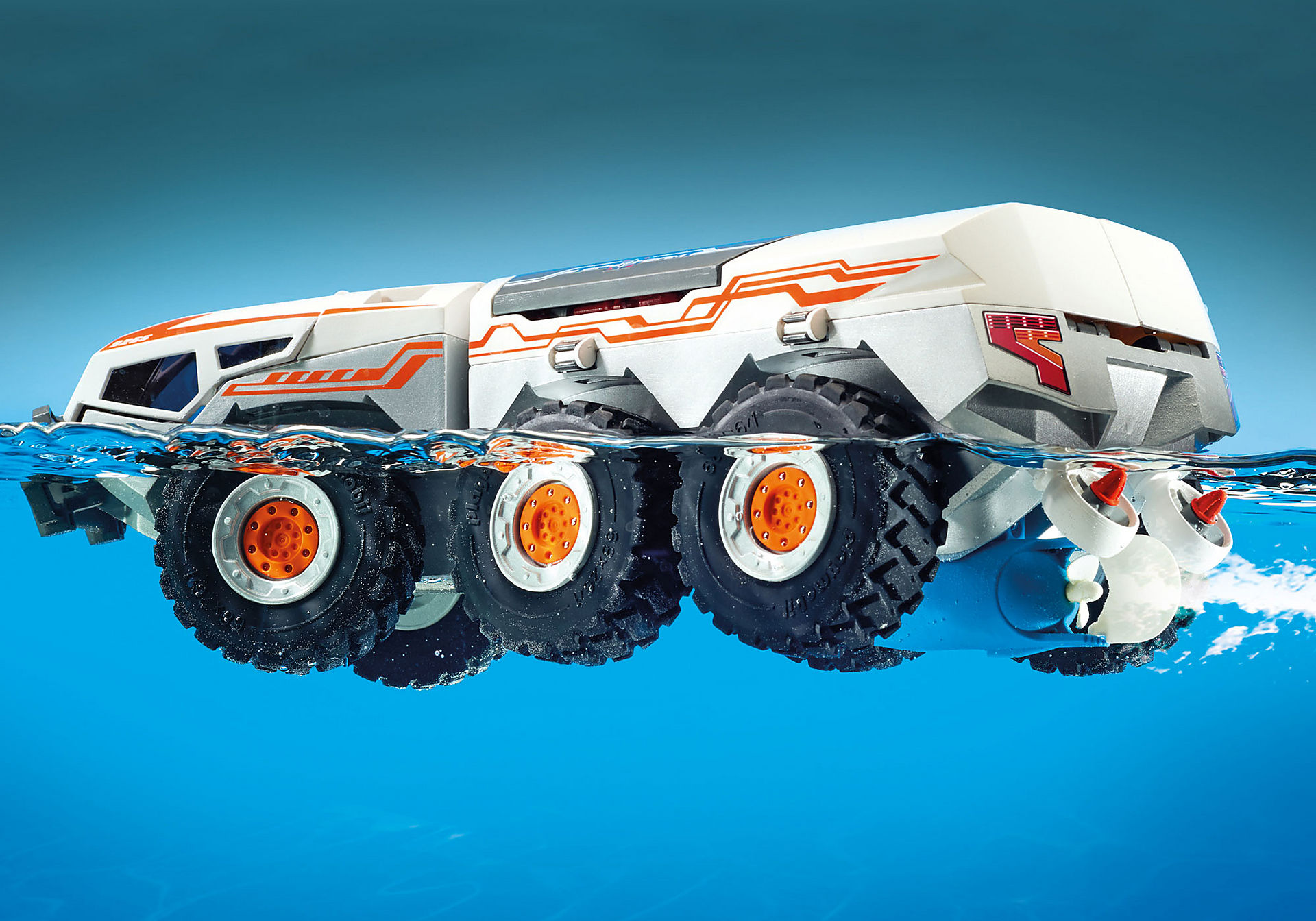 9255 Spy Team Battle Truck zoom image6