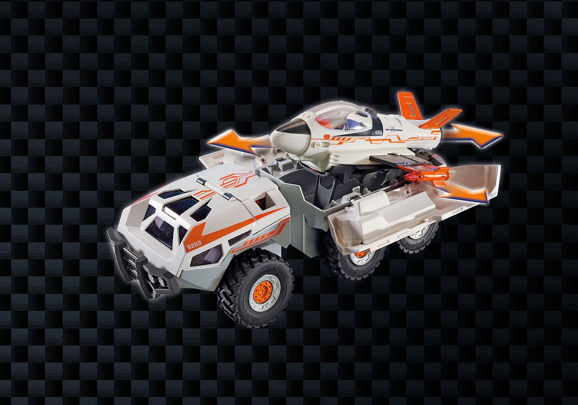 9255 Spy Team Battle Truck zoom image10