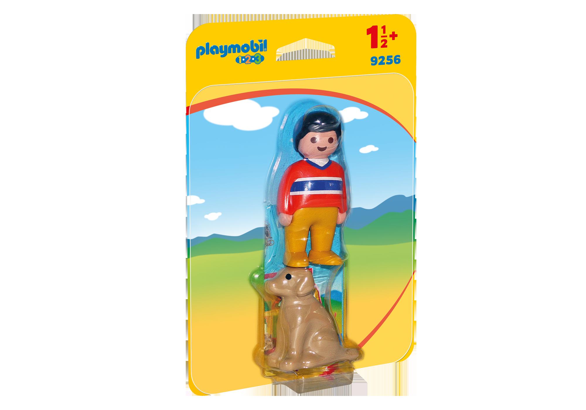 http://media.playmobil.com/i/playmobil/9256_product_box_front/Mann mit Hund