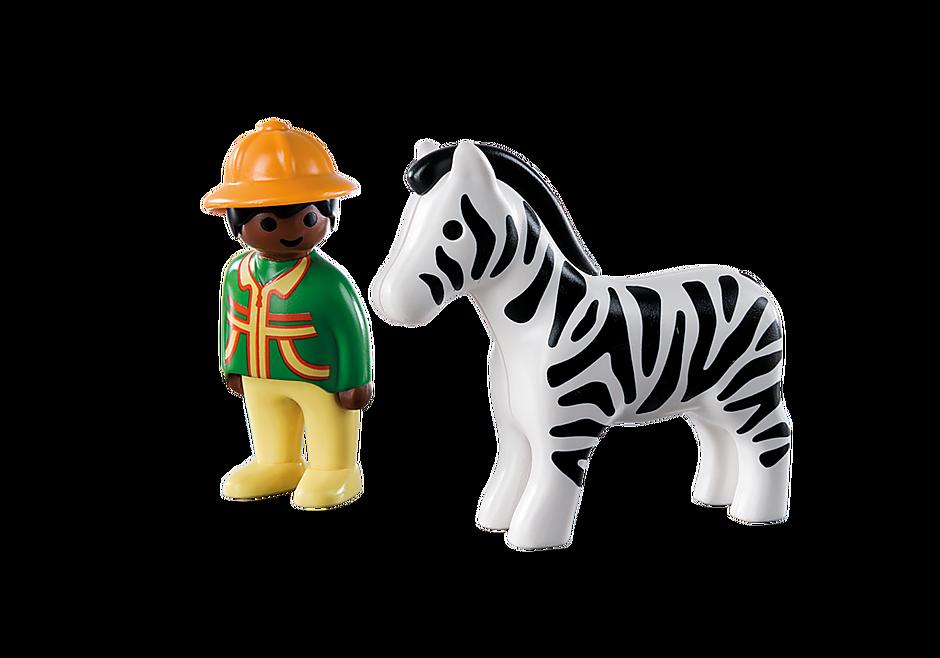 9257 Ranger with Zebra detail image 4