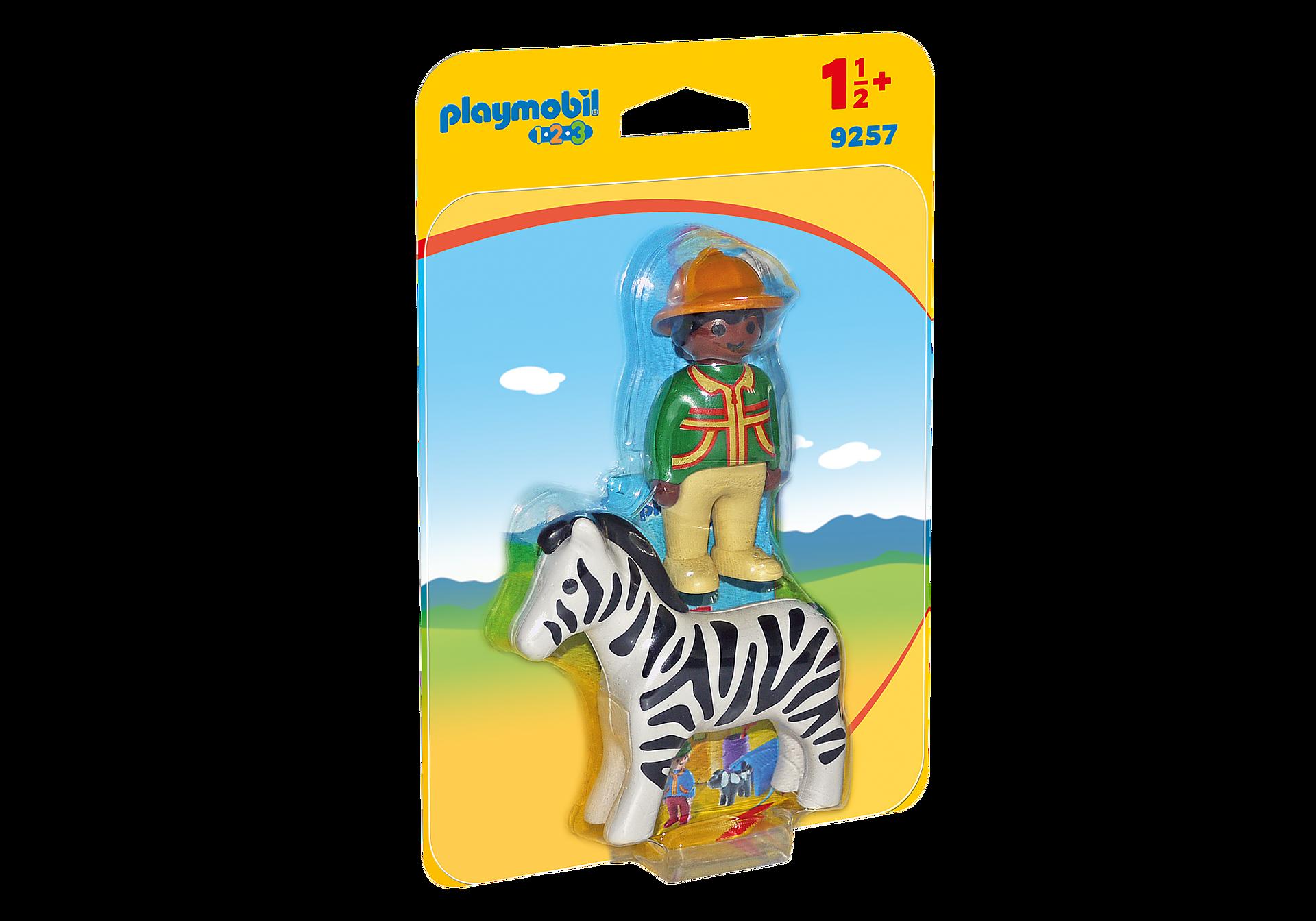 9257 Strażnik z zebrą zoom image3