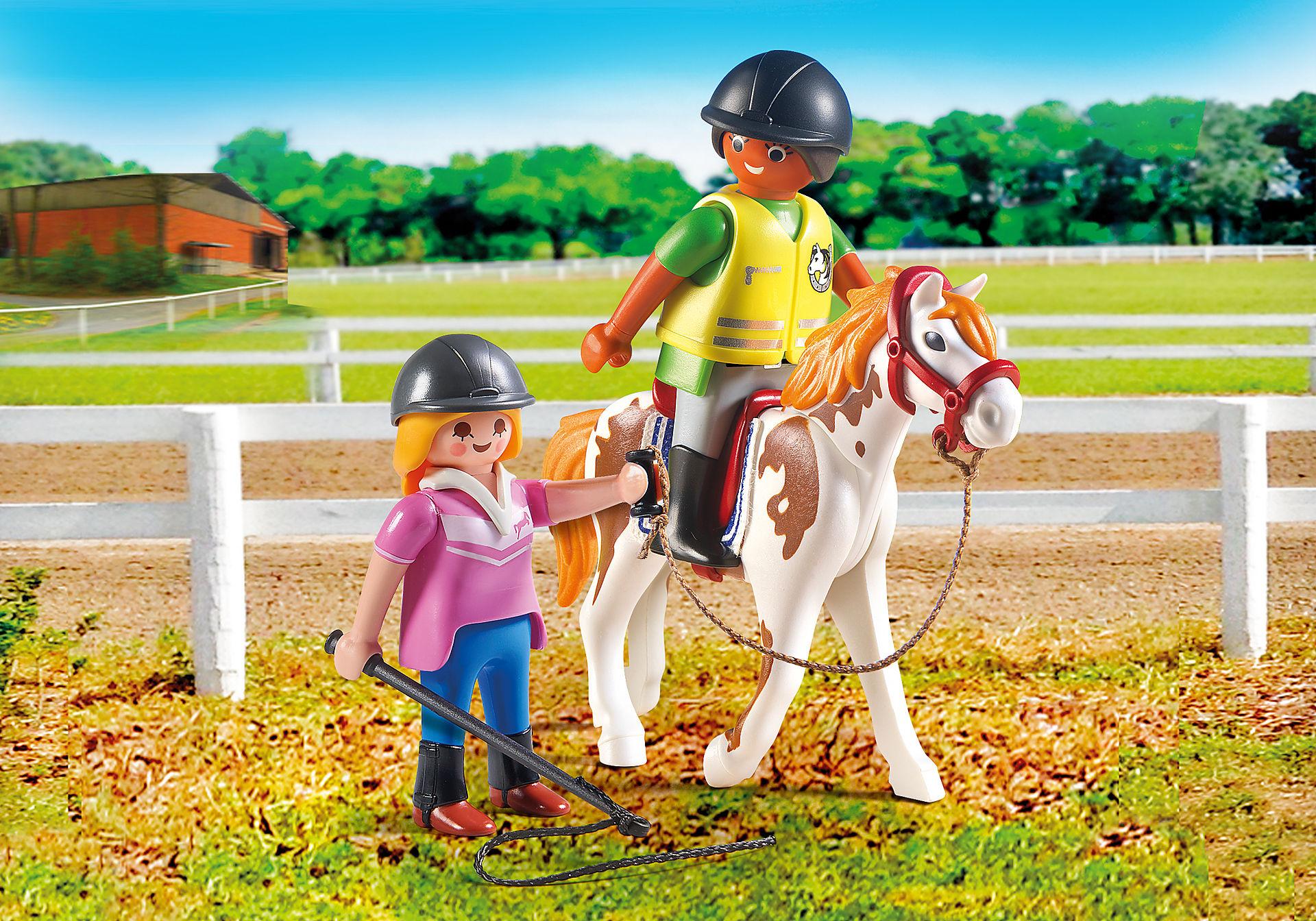 9258 Profesor de Equitación zoom image1