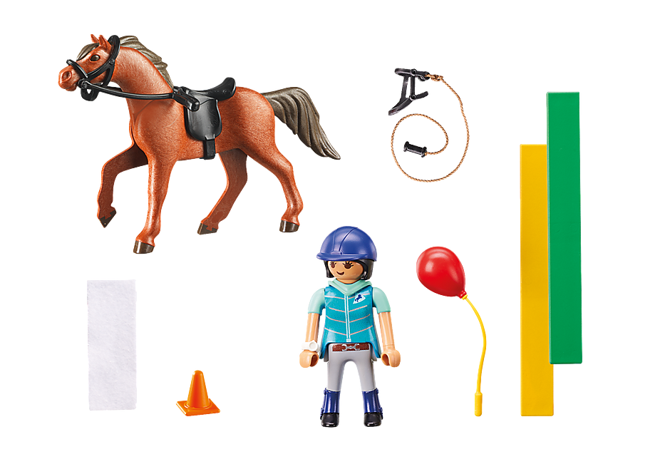 9259 Fisioterapista dei cavalli detail image 4