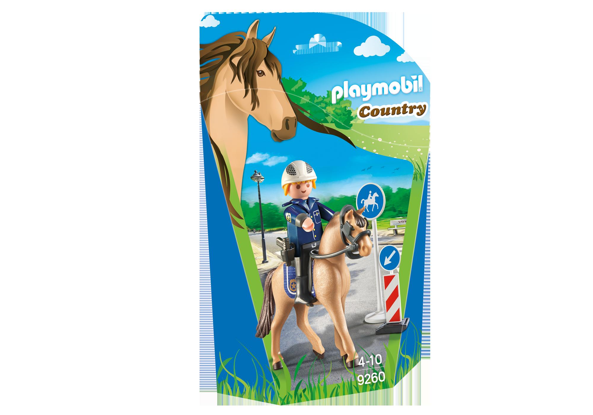 http://media.playmobil.com/i/playmobil/9260_product_box_front/Policía Montada