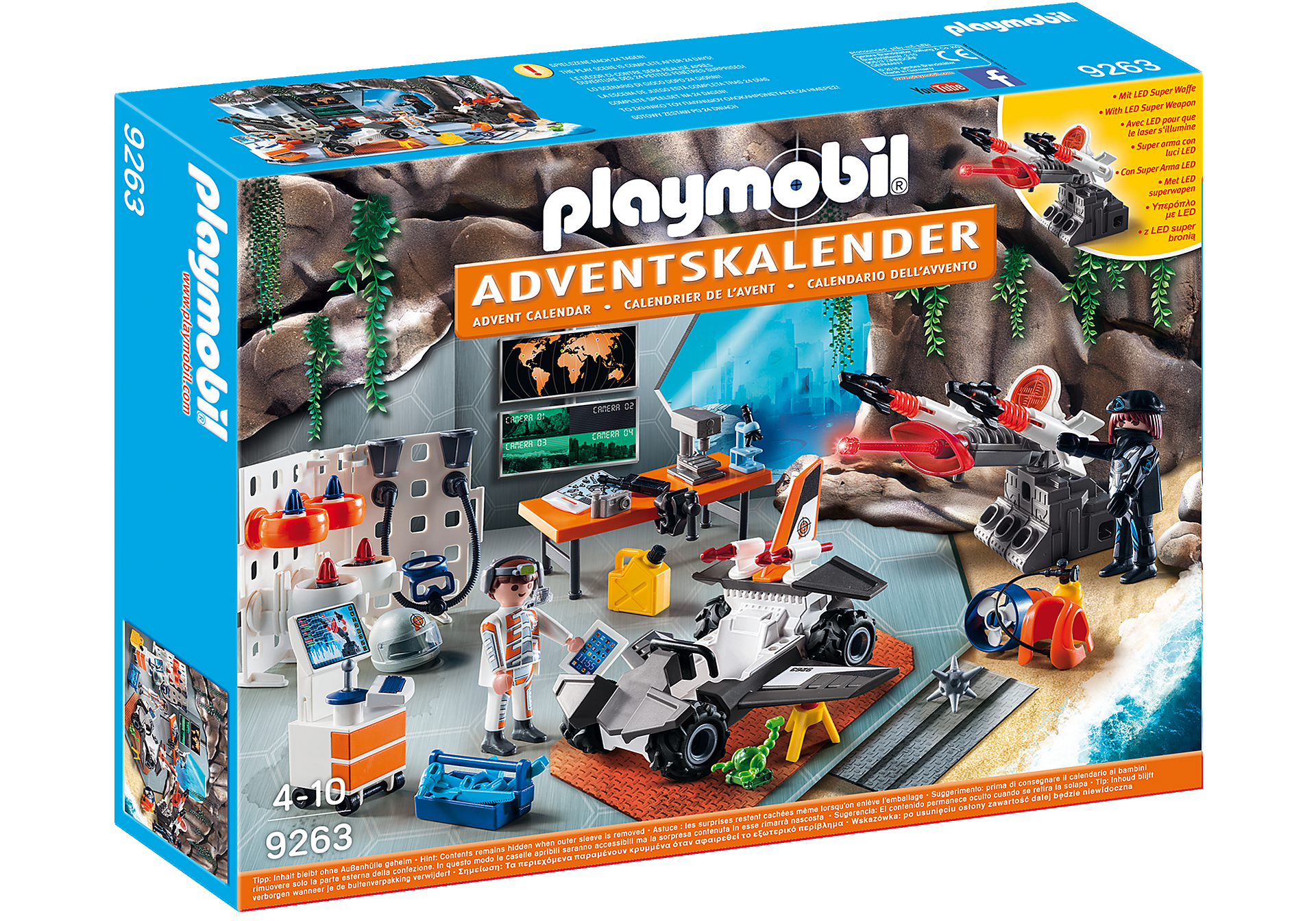 "http://media.playmobil.com/i/playmobil/9263_product_box_front/Calendario de Adviento ""Agentes"""