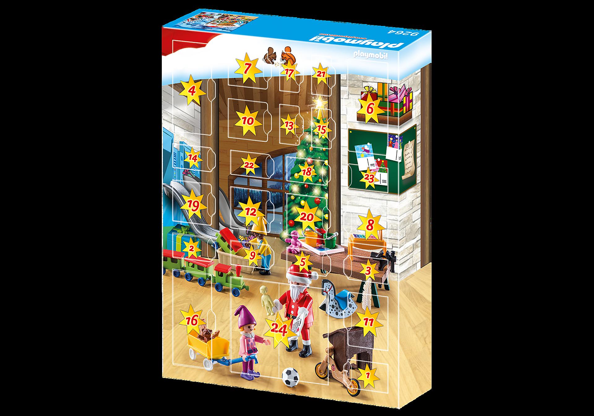 9264 Calendario de Adviento 'Taller de Navidad' zoom image5