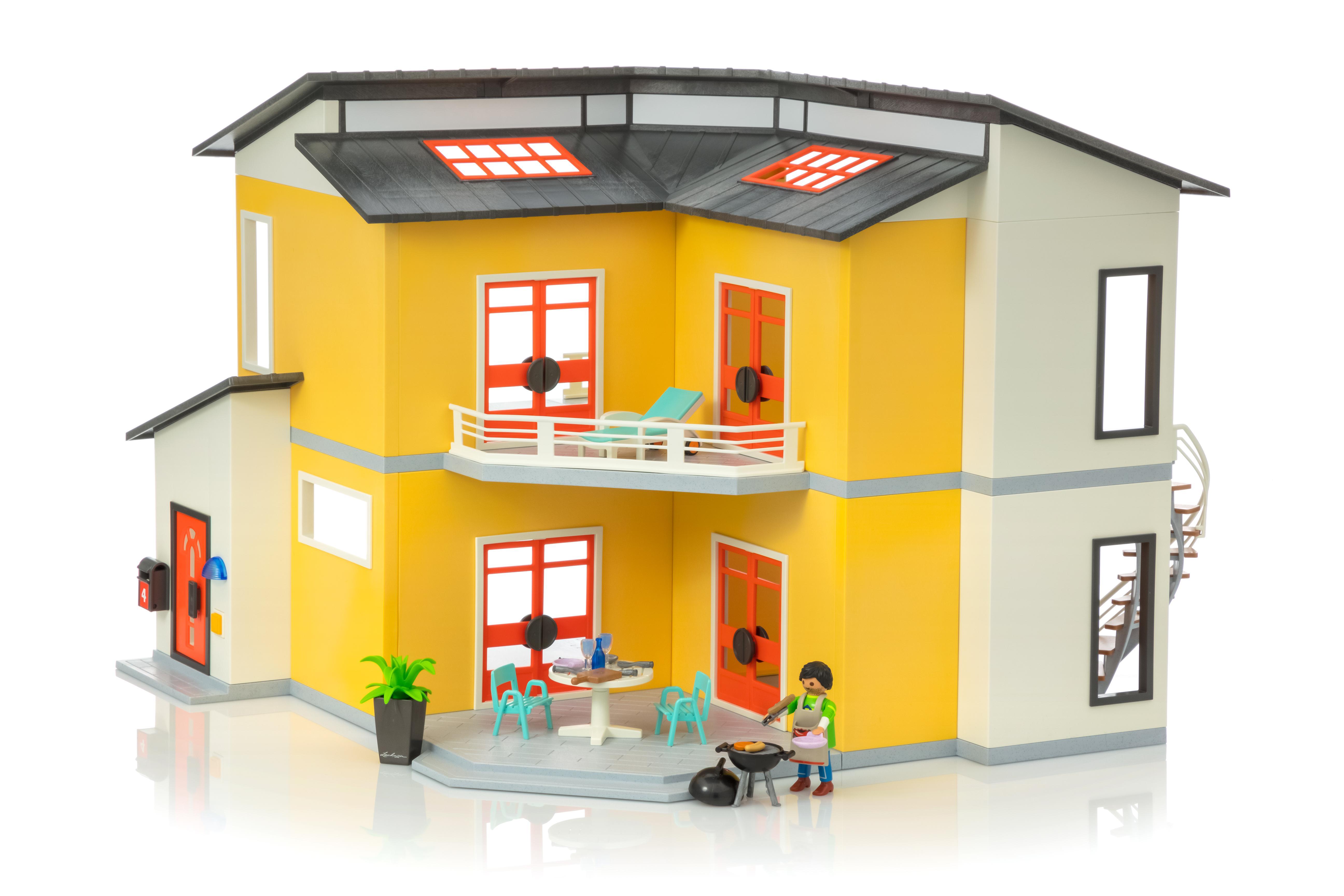 Modern Woonhuis 9266 Playmobil Nederland