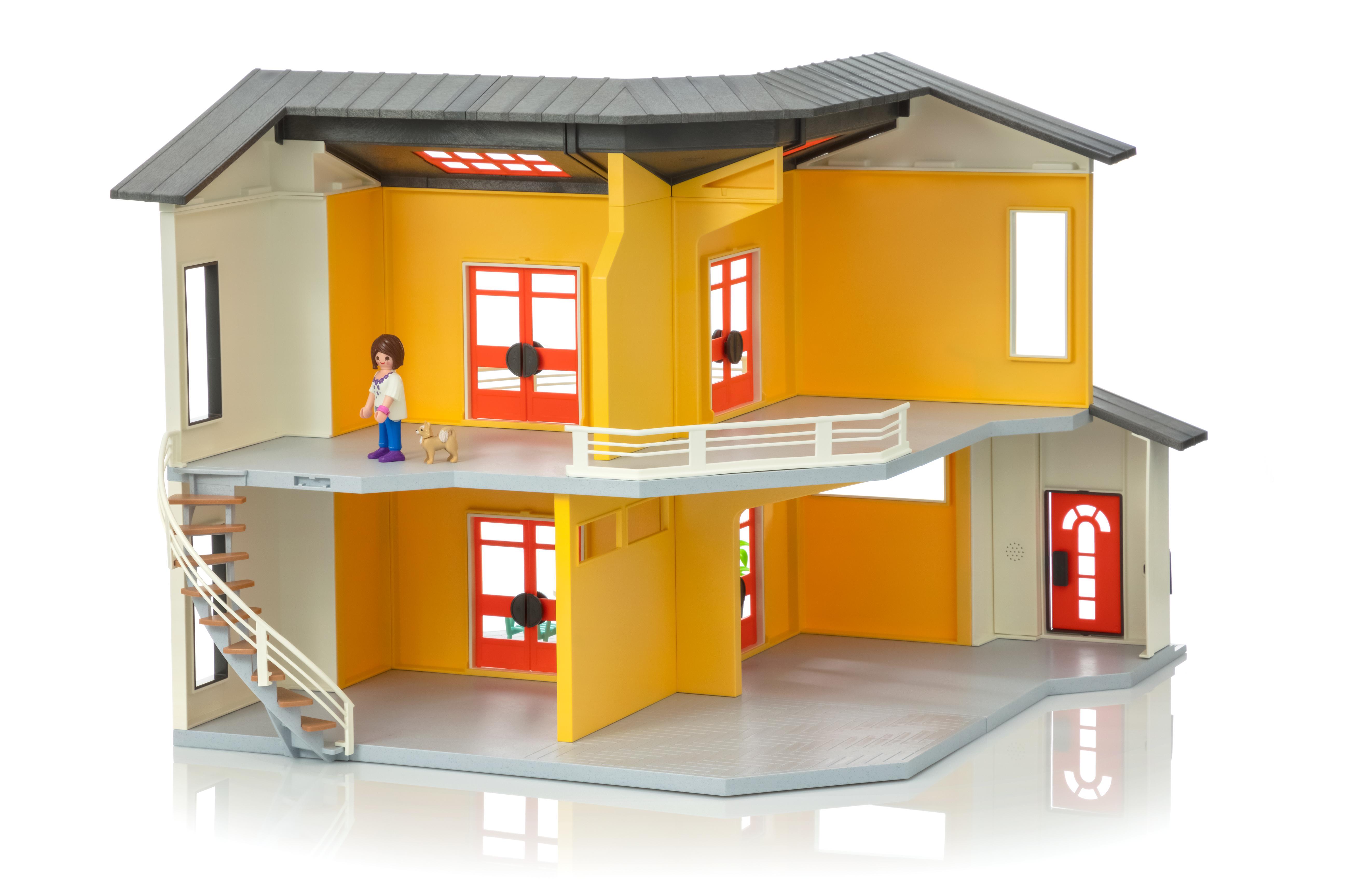 Modern House 9266 Playmobil Canada