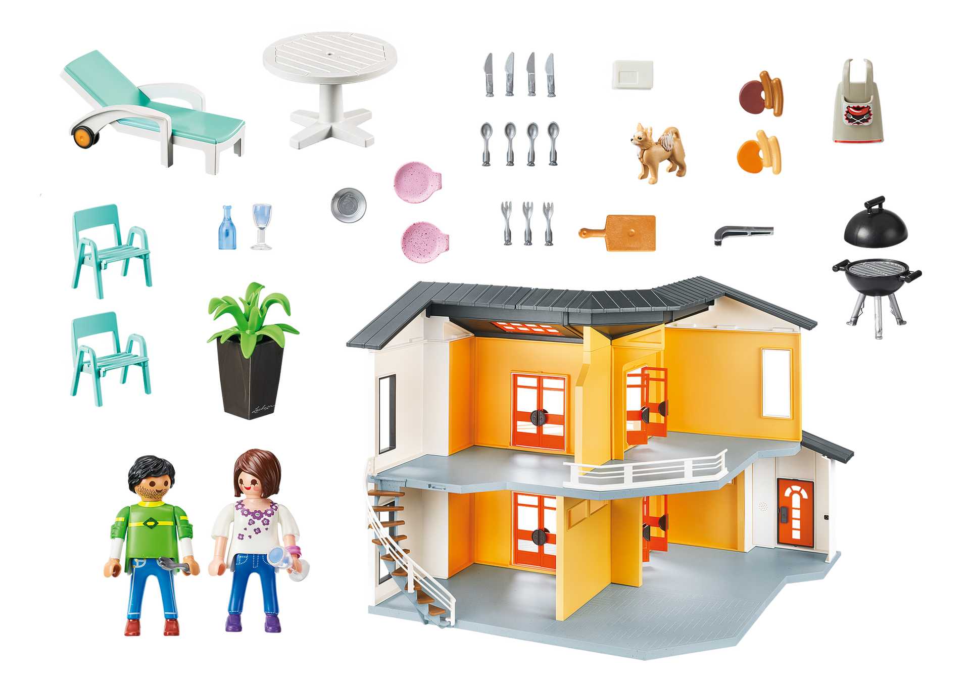 Best maison moderne playmobil ideas awesome interior for Playmobil maison moderne cuisine