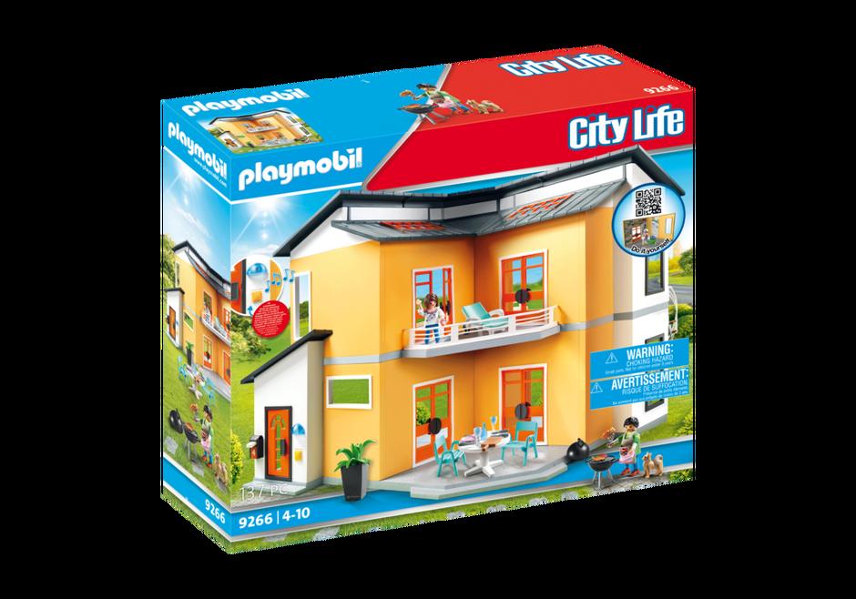 Modern House - 9266 - Playmobil® Northern Europe - Norway
