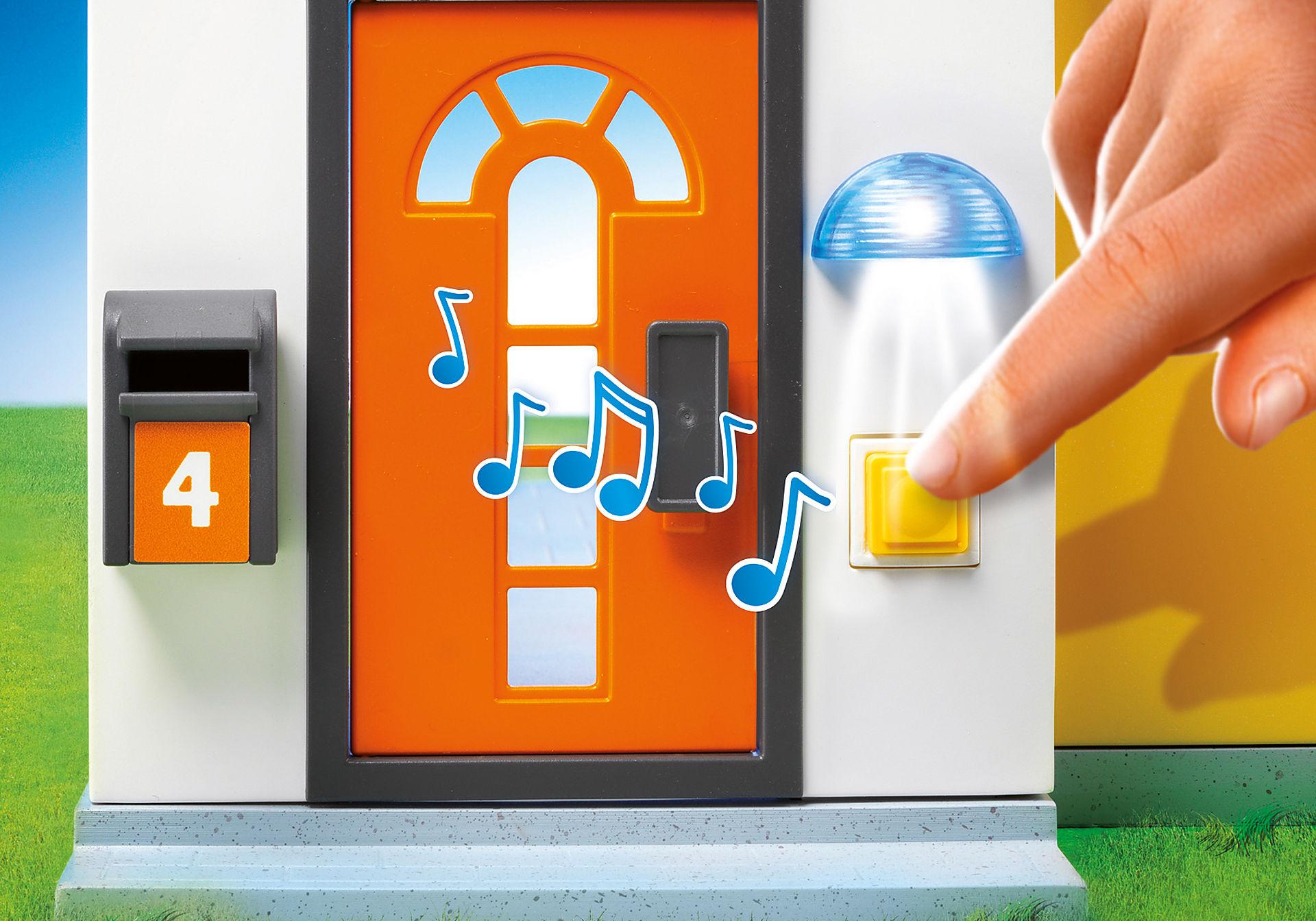 http://media.playmobil.com/i/playmobil/9266_product_extra3/Modern Woonhuis