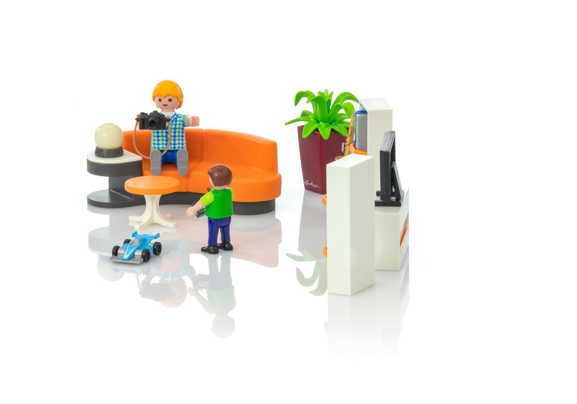 Living Room - 9267 - PLAYMOBIL® USA