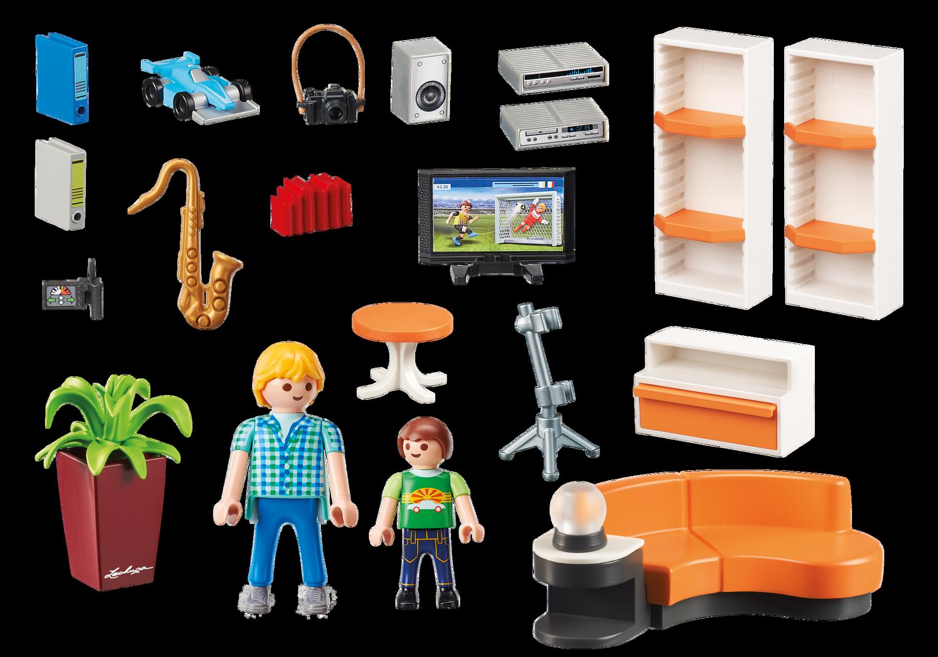 Wohnzimmer 9267 Playmobil 174 Deutschland