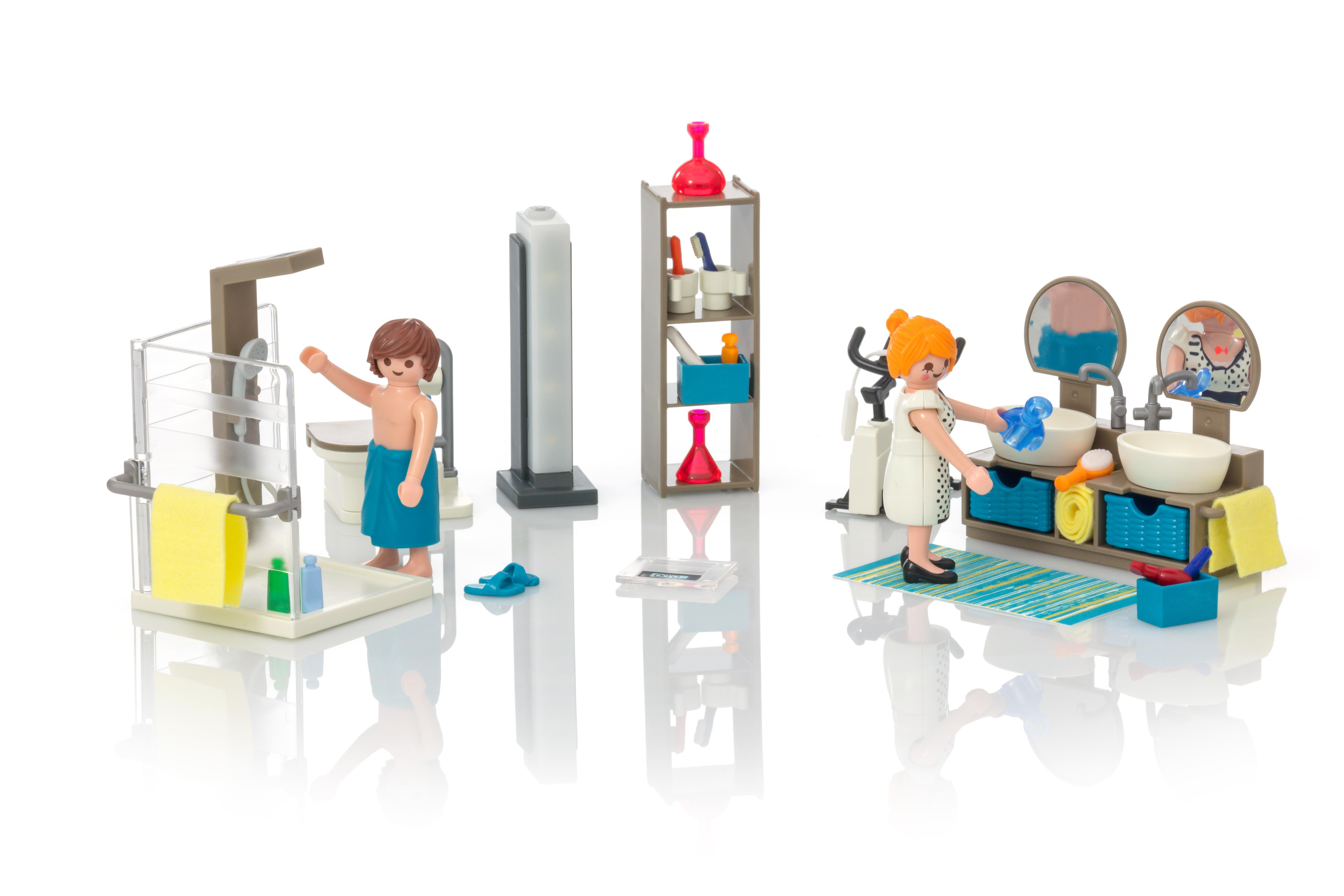 Bathroom 9268 Playmobil United Kingdom