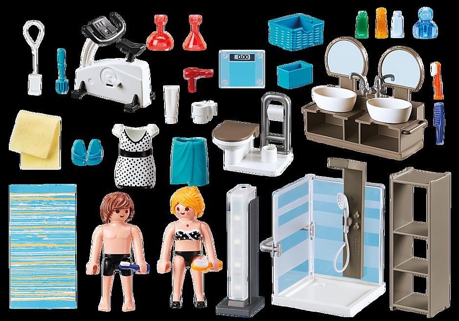 9268 Salle de bain avec douche à l'italienne detail image 4