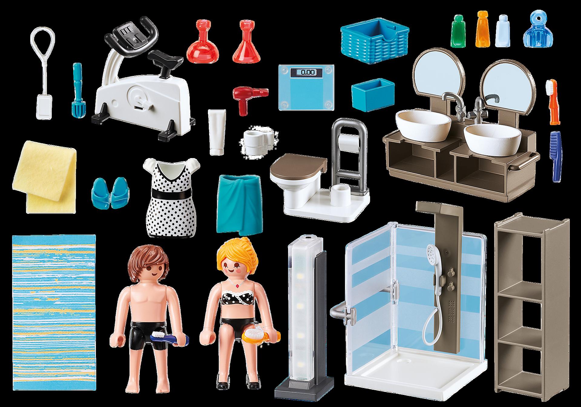 9268 Salle de bain avec douche à l'italienne zoom image4