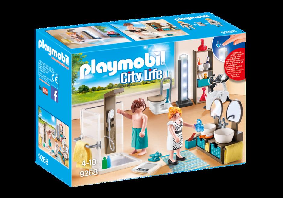 Playmobil Einzelteile zu 9268 Badezimmer