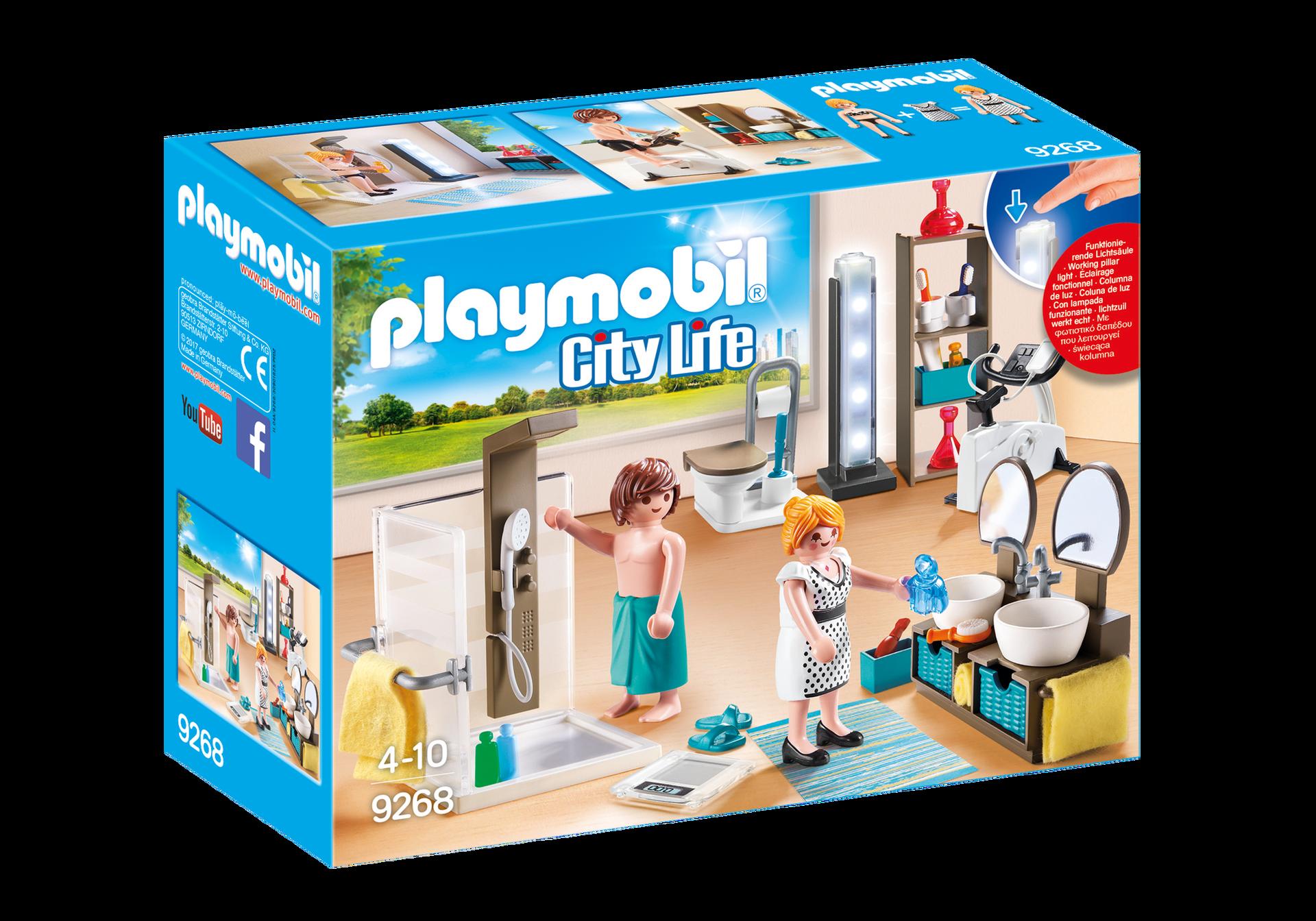 Bathroom - 9268 - PLAYMOBIL® Lithuania