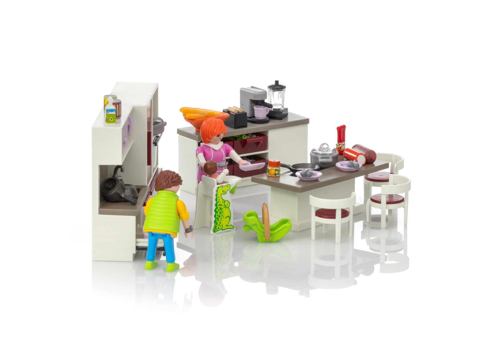 Kitchen - 9269 - PLAYMOBIL® United Kingdom