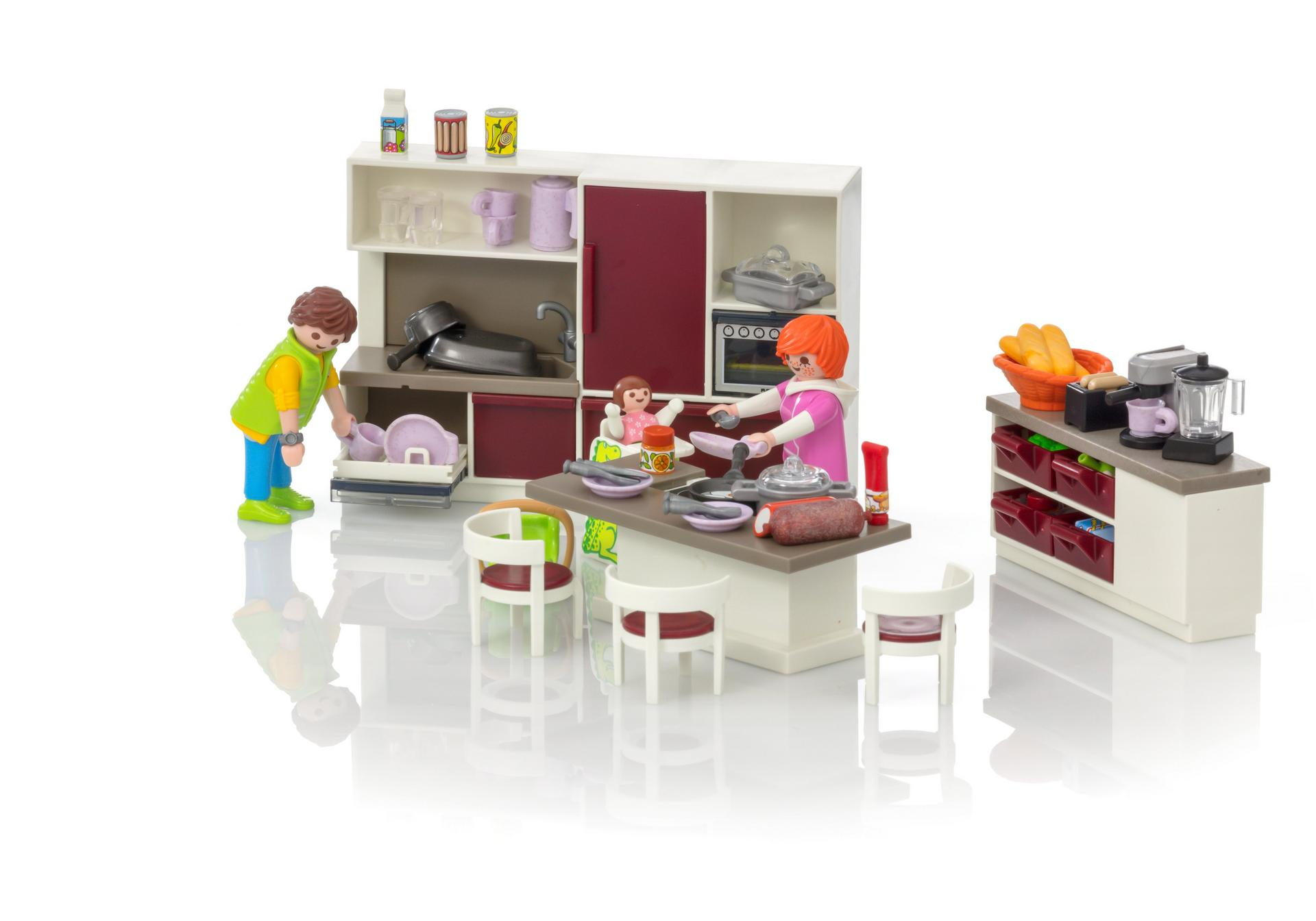 Kitchen - 9269 - PLAYMOBIL® USA