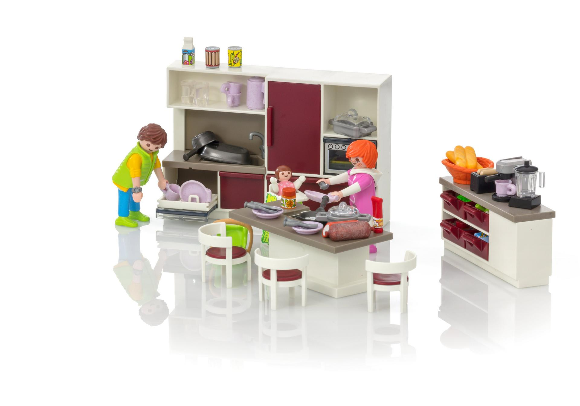 Kitchen - 9269 - PLAYMOBIL® USA