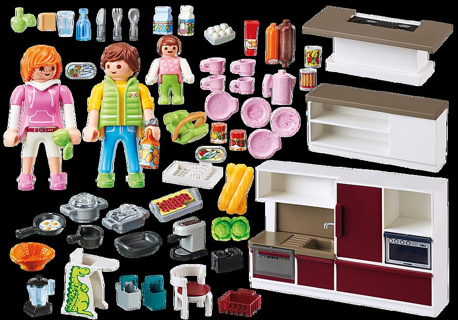 Cuisine Amenagee 9269 Playmobil France