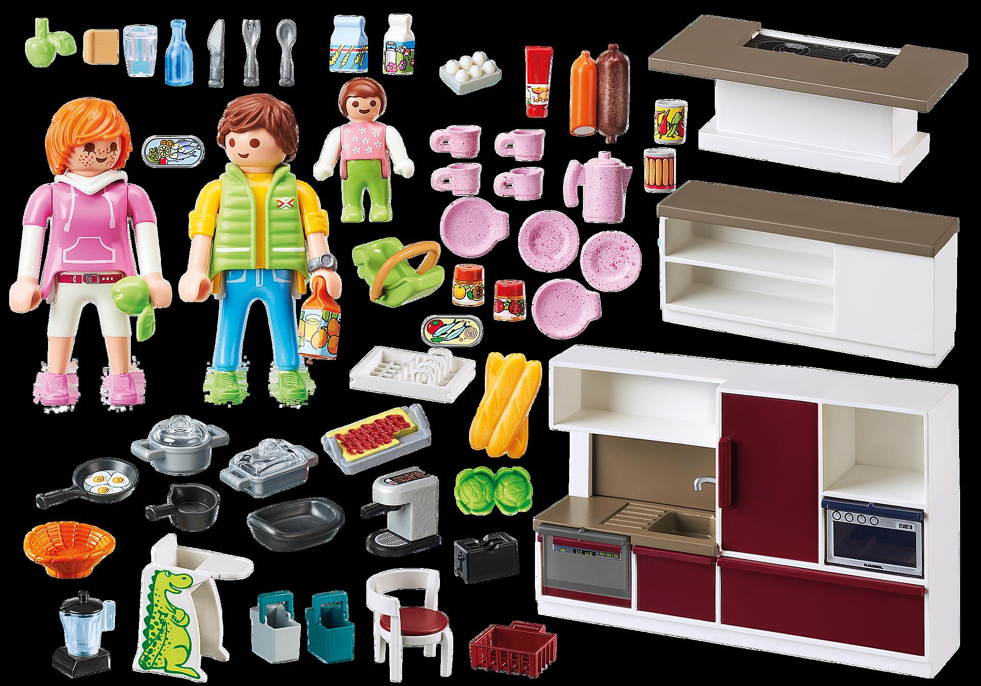 9269 Duża rodzinna kuchnia zoom image4