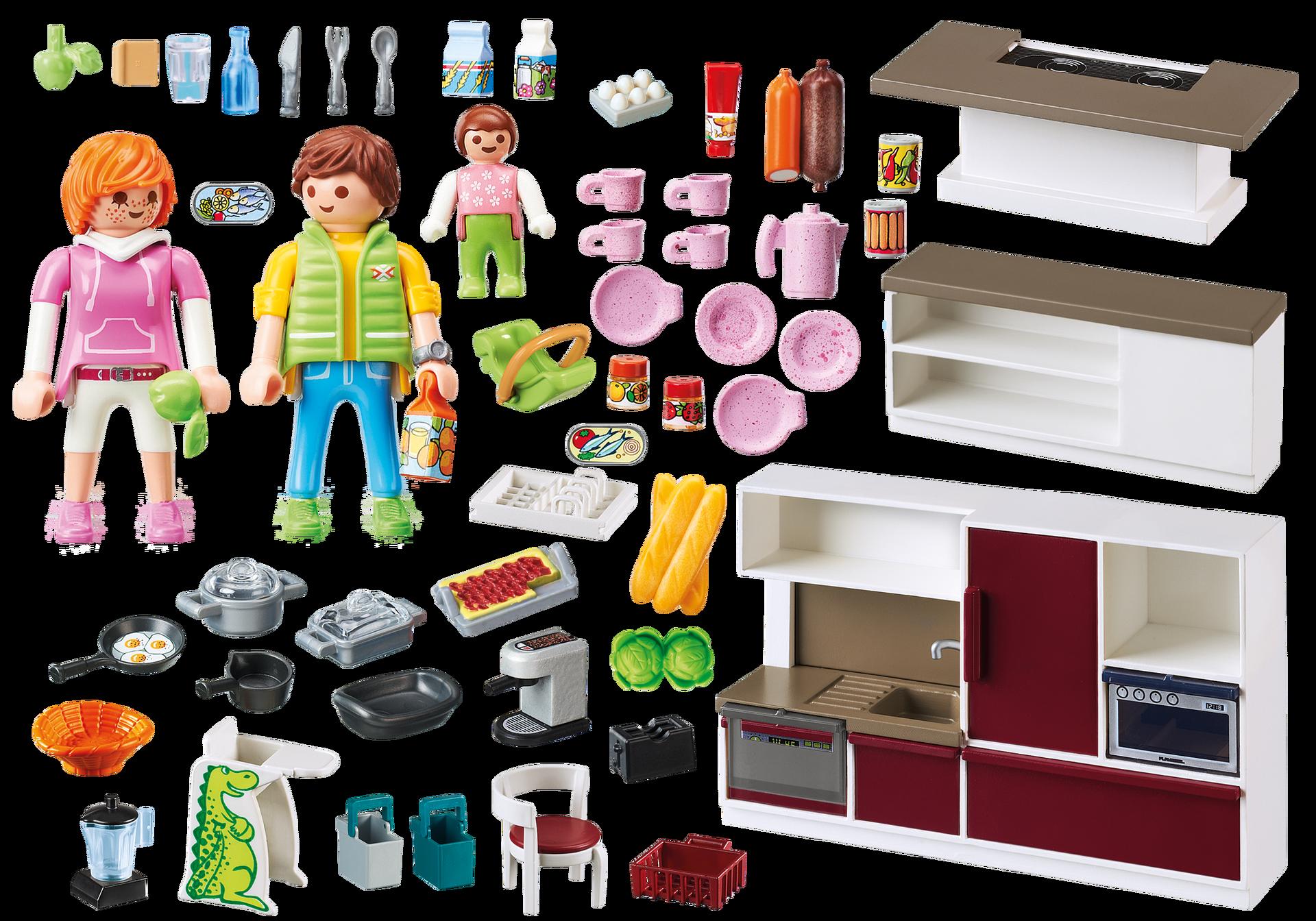 Fantastisch Playmobil Luxusvilla Kinderzimmer Fotos