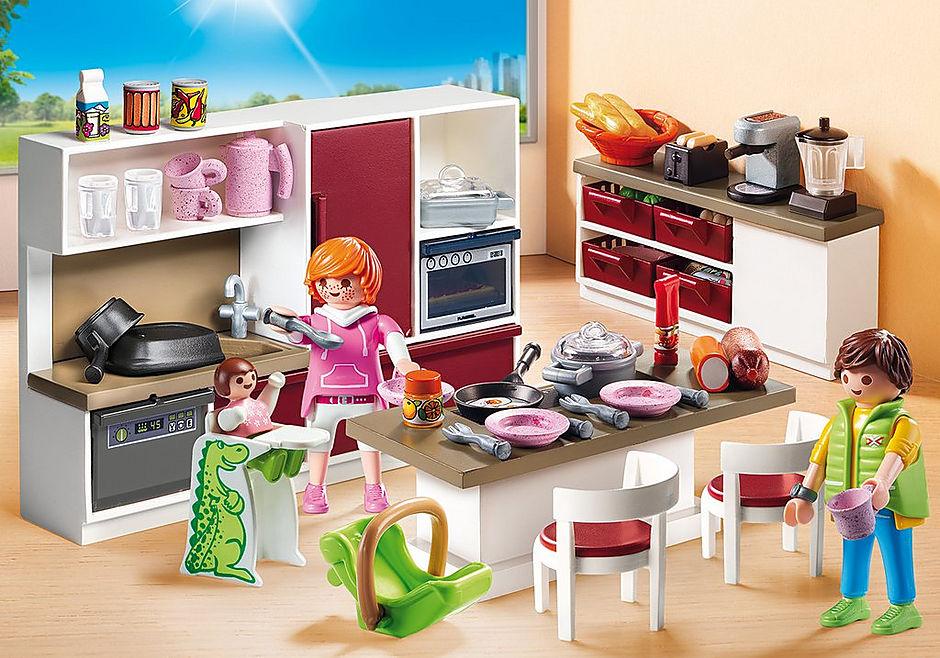 9269 Grande cucina attrezzata detail image 1