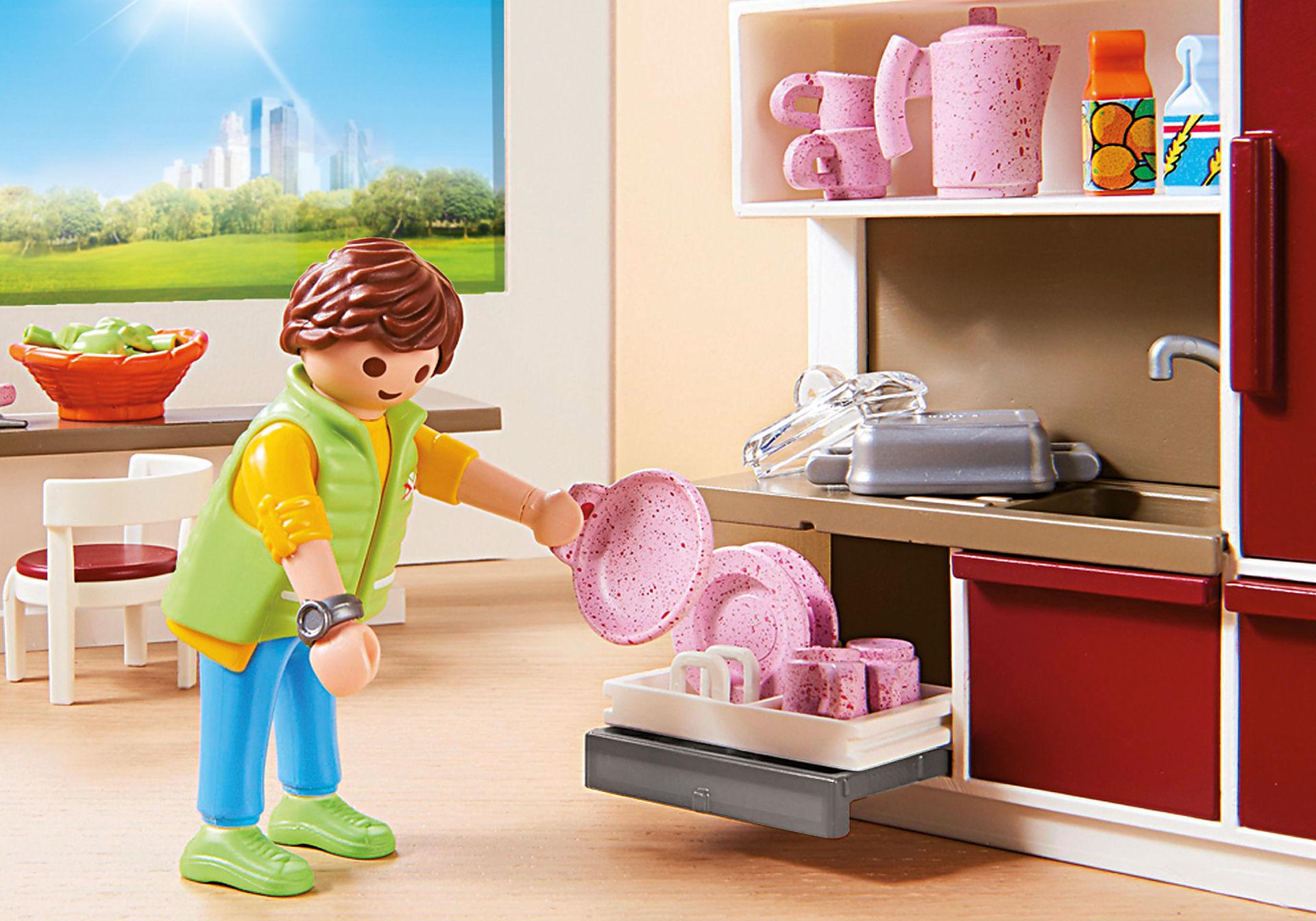9269 Grande cucina attrezzata zoom image6