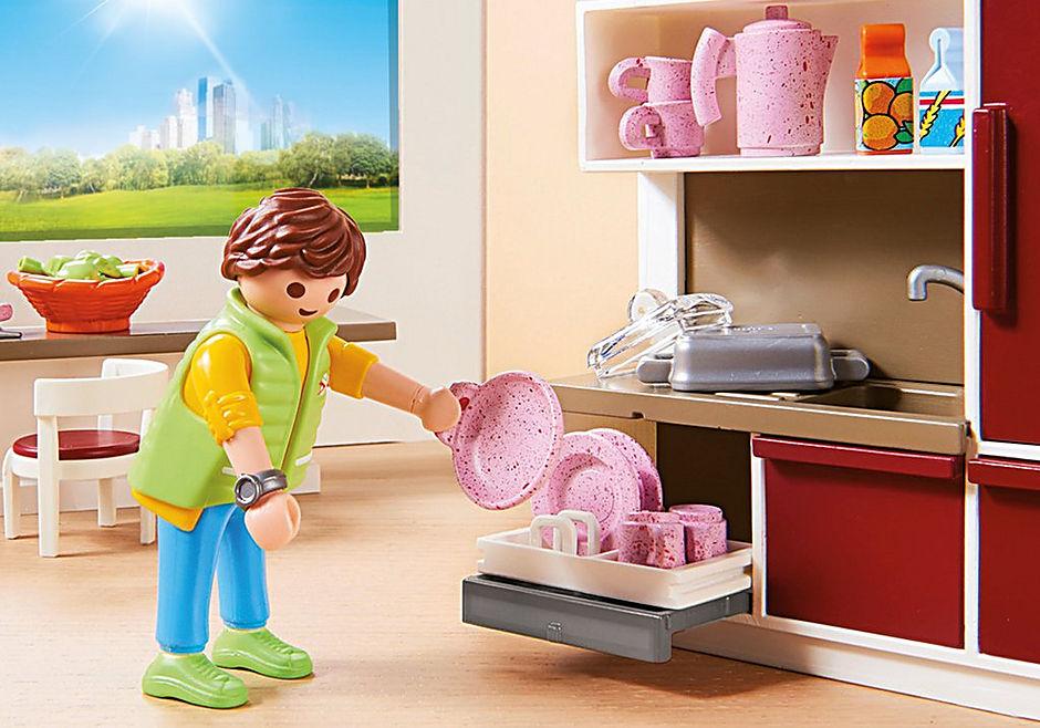 http://media.playmobil.com/i/playmobil/9269_product_extra2/Stort kök för hela familjen