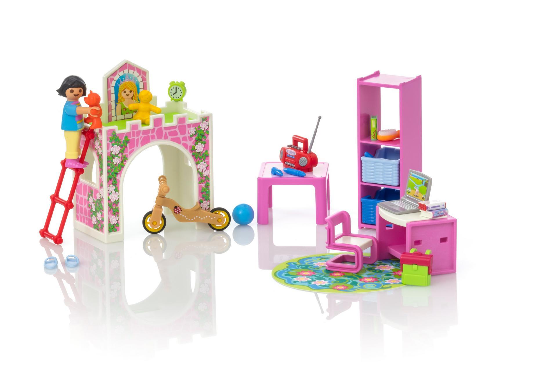 Ausmalbilder Playmobil Krankenhaus : Atemberaubend Playmobil Luxusvilla Kinderzimmer Ideen