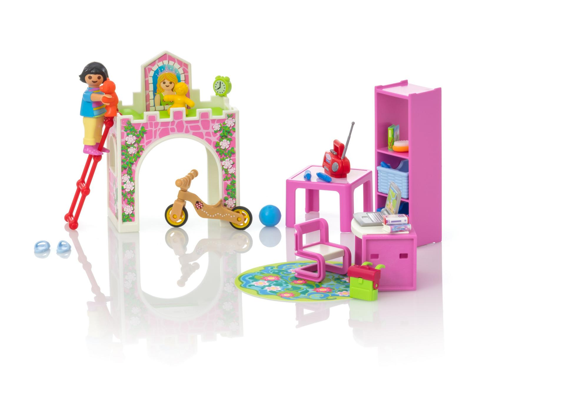 Ausmalbilder Playmobil Villa : Atemberaubend Playmobil Luxusvilla Kinderzimmer Ideen