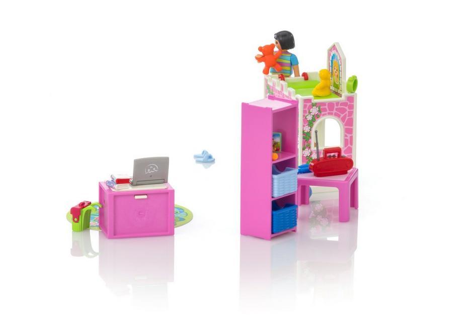 Wunderbar Playmobil Luxusvilla Kinderzimmer Zeitgenössisch ...