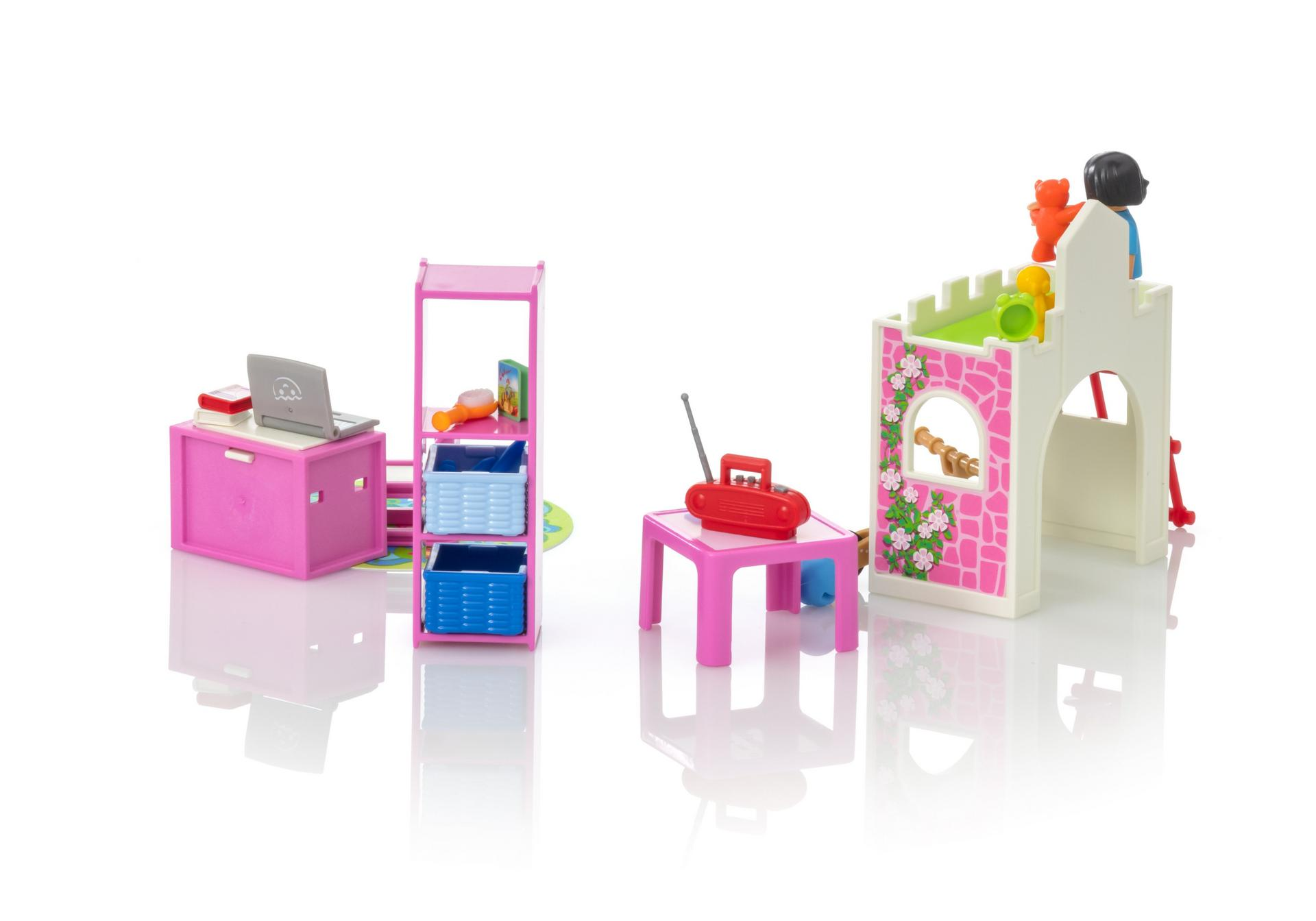 Ungew Hnlich Buntes Kinderzimmer Playmobil Galerie