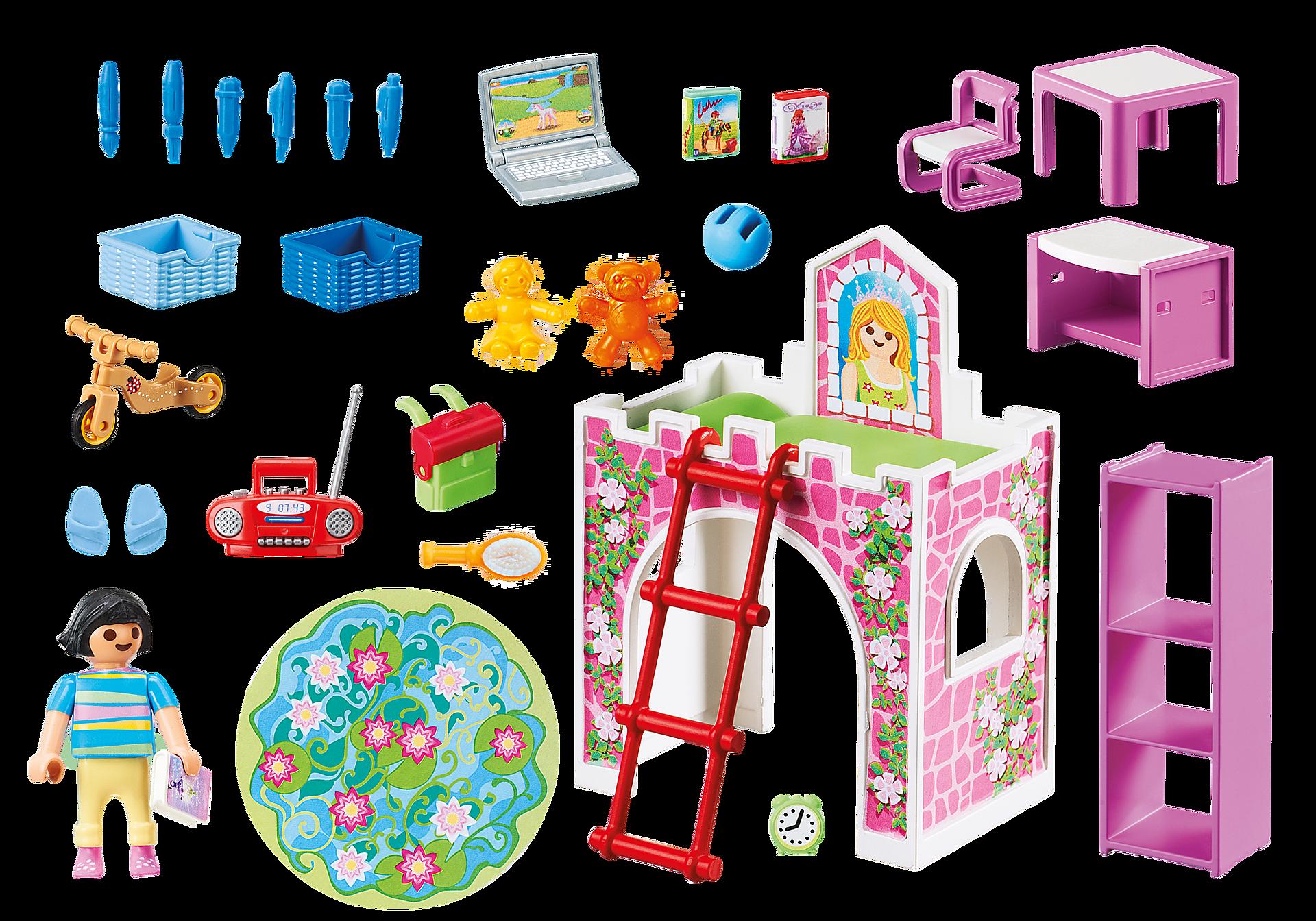 9270 Fröhliches Kinderzimmer zoom image4