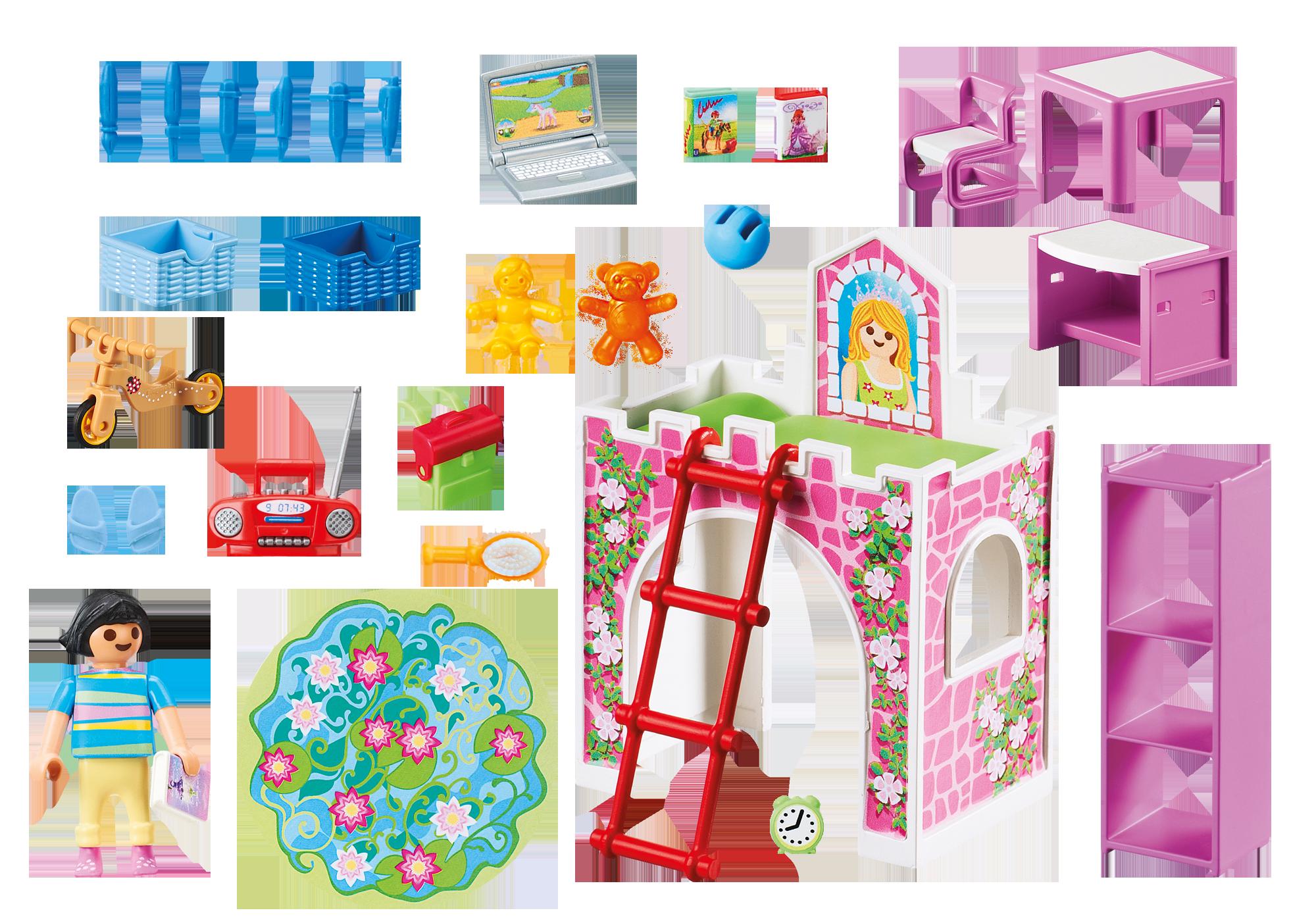 http://media.playmobil.com/i/playmobil/9270_product_box_back/Kinderkamer met hoogslaper