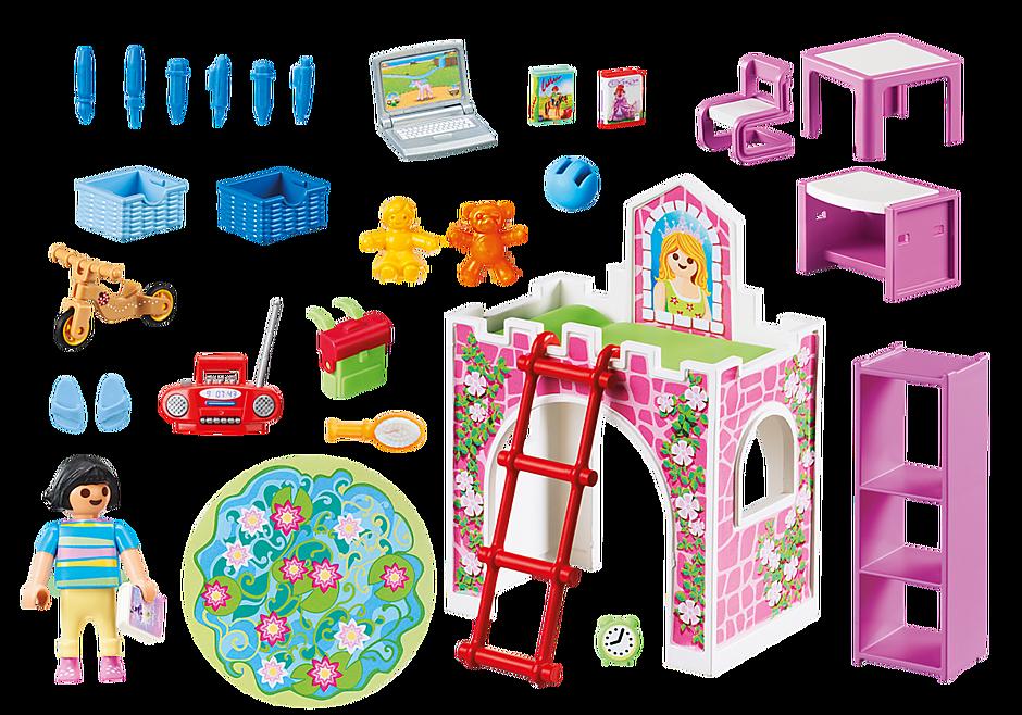 9270 Kinderkamer met hoogslaper detail image 4