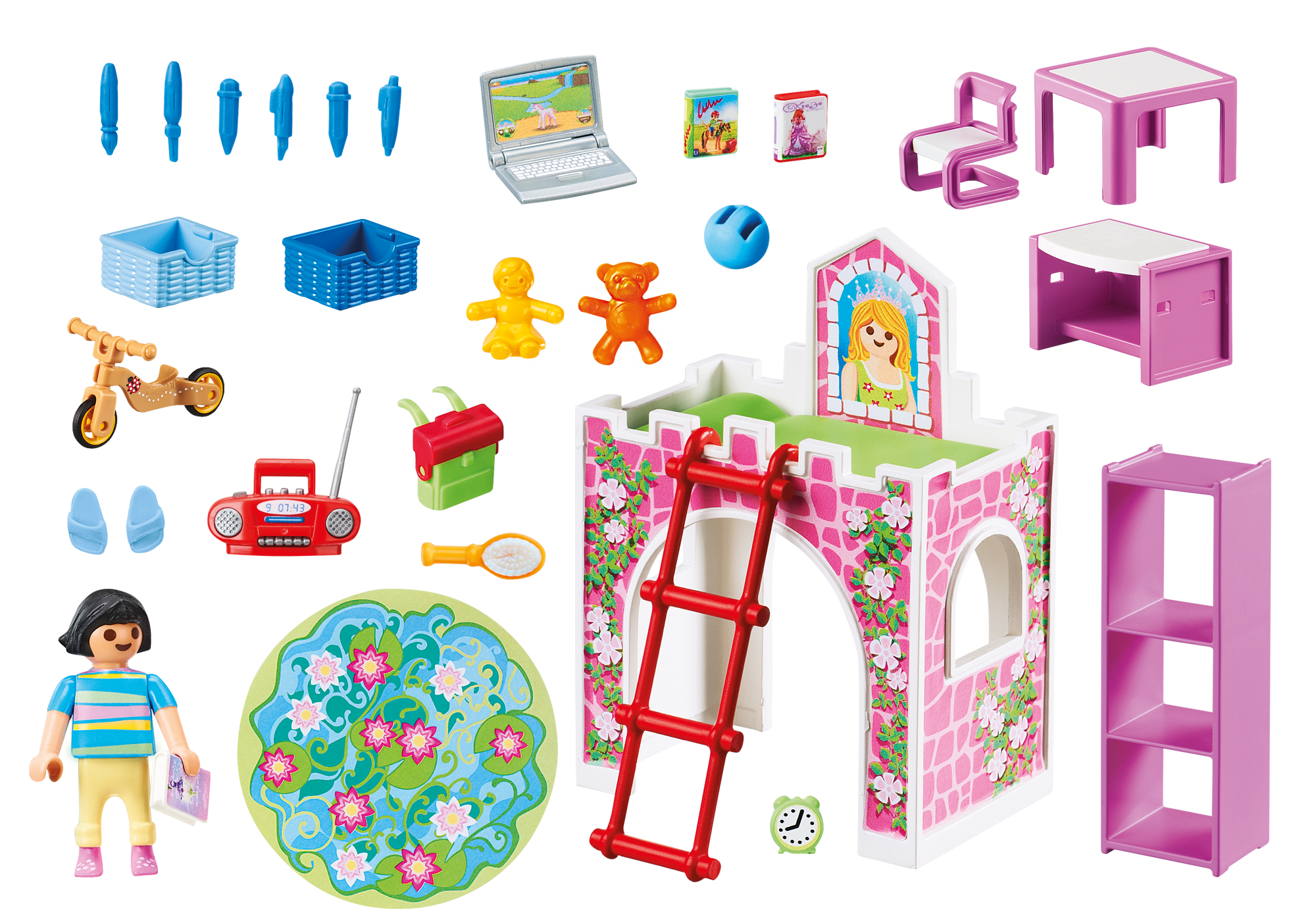 Children's Room - 9270 - Playmobil® Northern Europe