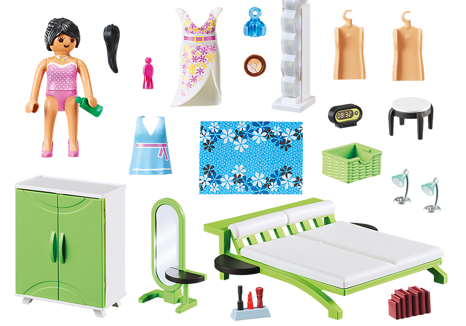 http://media.playmobil.com/i/playmobil/9271_product_box_back/Quarto de Dormir