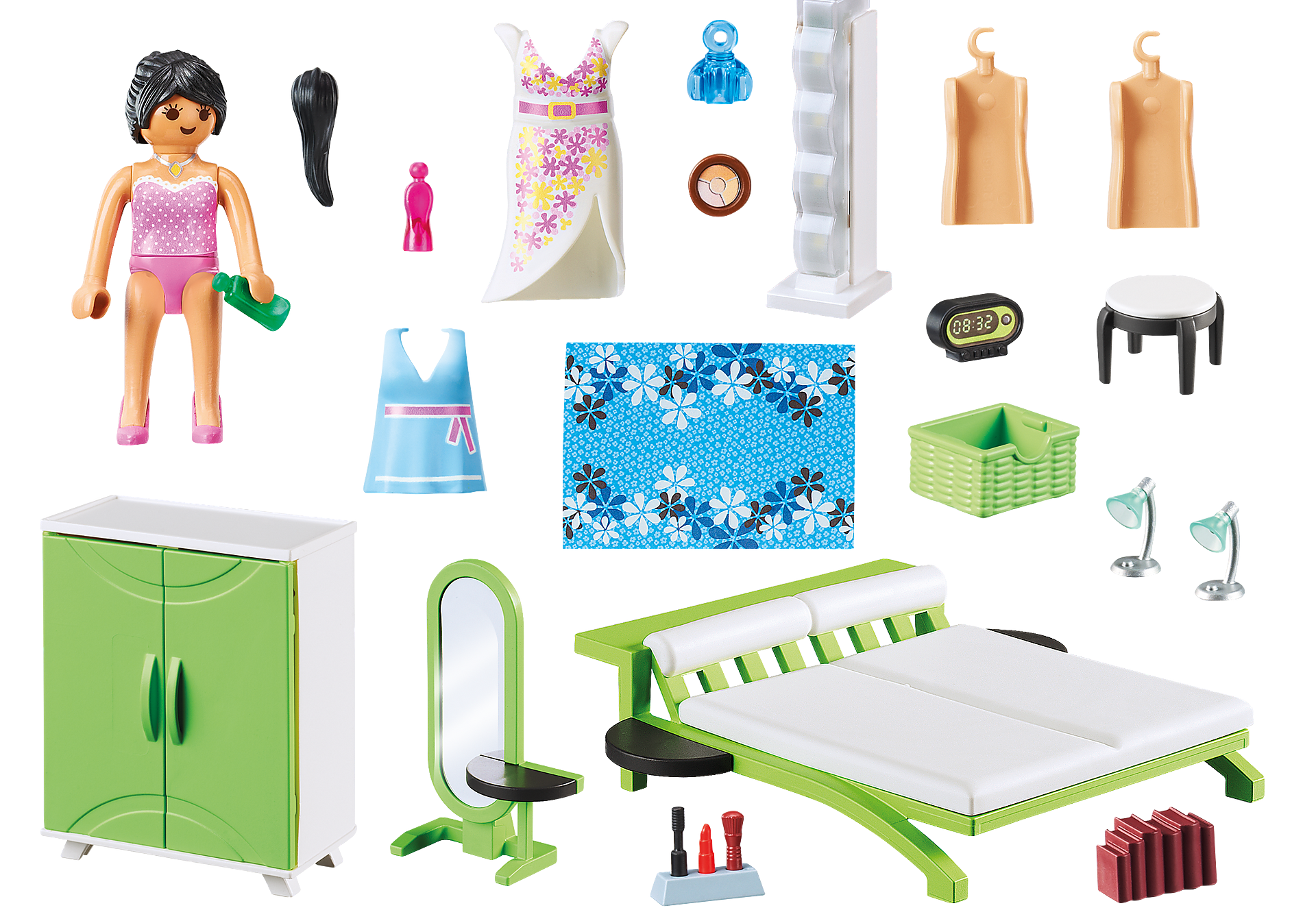 http://media.playmobil.com/i/playmobil/9271_product_box_back/Slaapkamer met make-up tafel