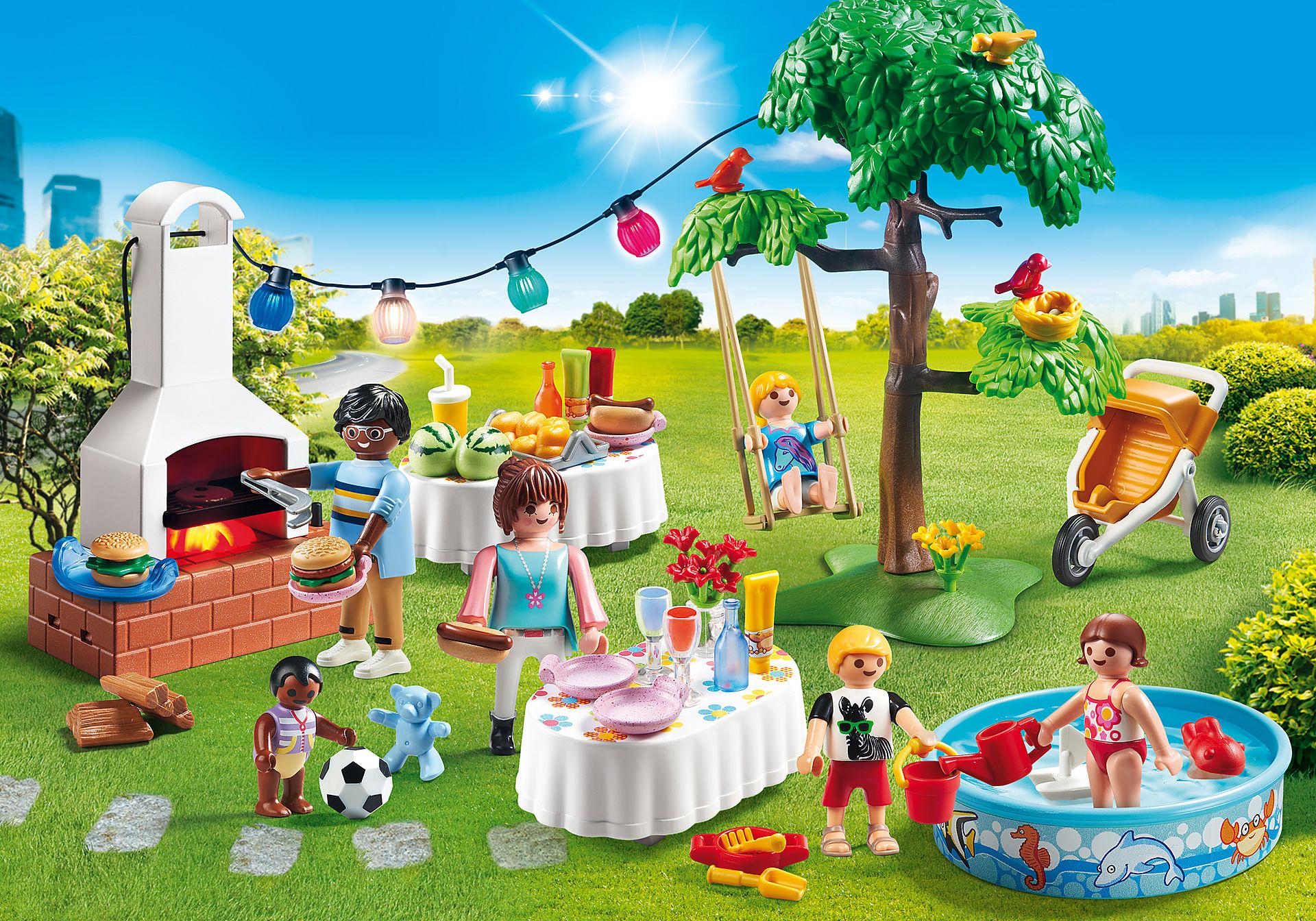 9272 Fiesta en el Jardín zoom image1