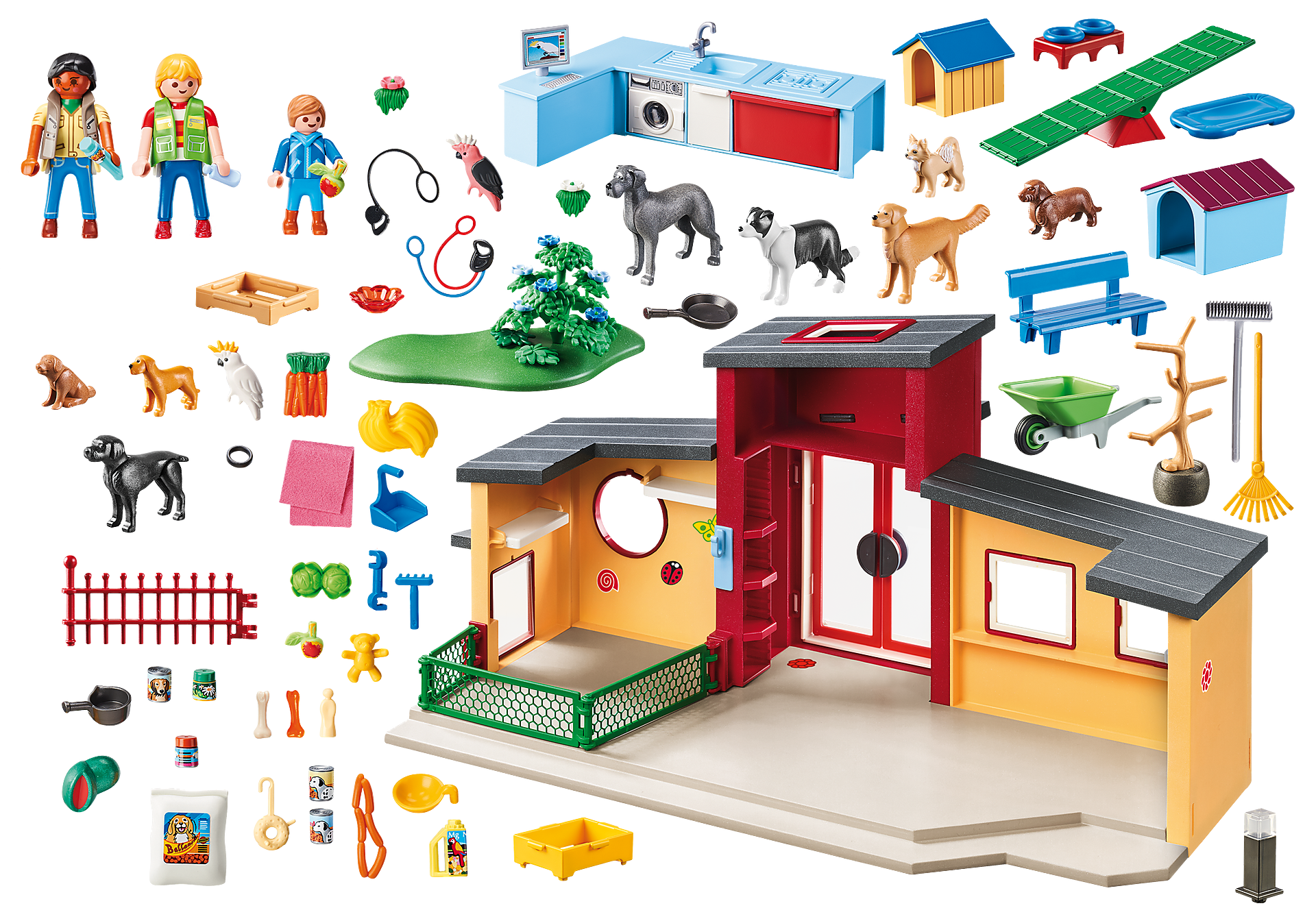 "http://media.playmobil.com/i/playmobil/9275_product_box_back/Djurhotellet ""Små tassar"""