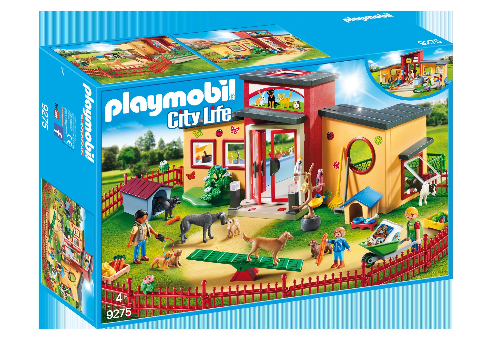 "http://media.playmobil.com/i/playmobil/9275_product_box_front/Djurhotellet ""Små tassar"""