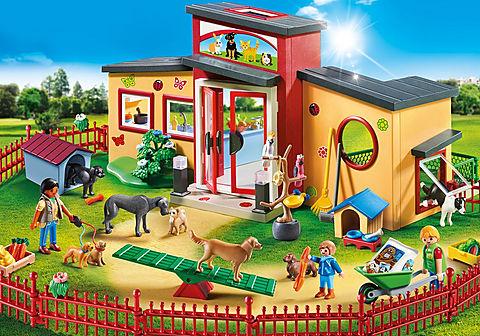 9275 Pension des animaux