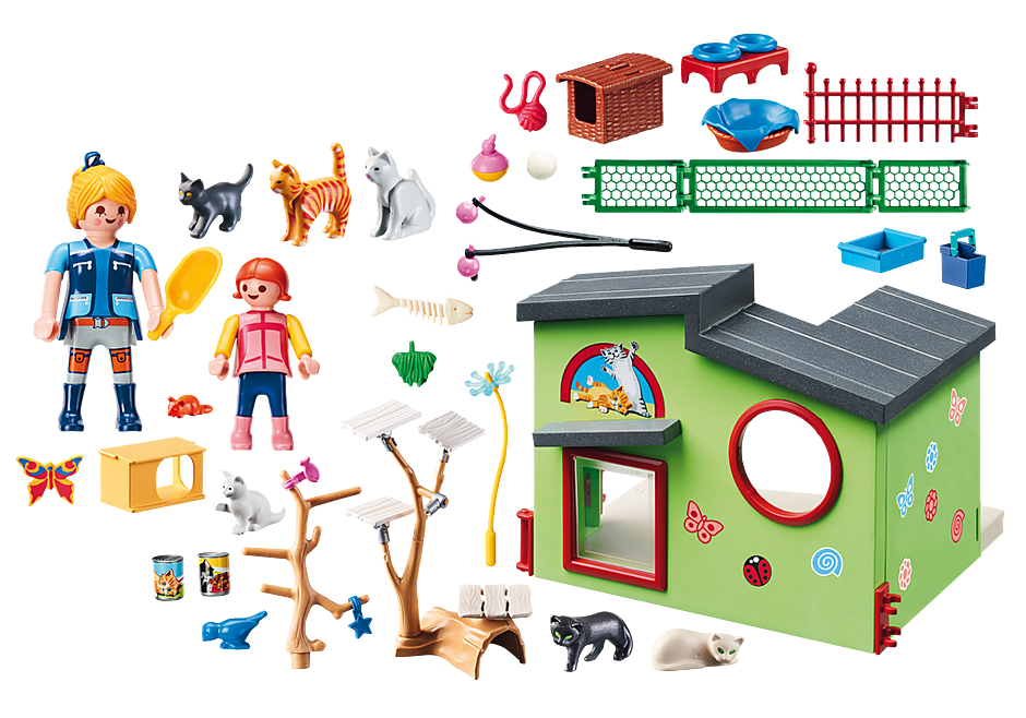 http://media.playmobil.com/i/playmobil/9276_product_box_back/Refúgio para gatos