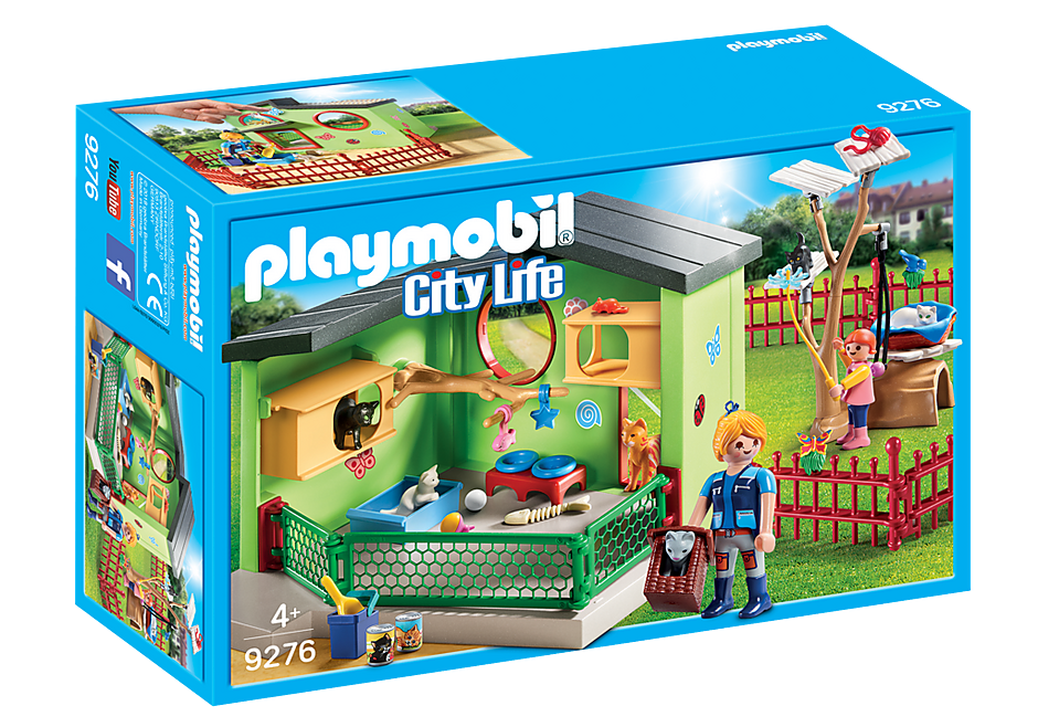 http://media.playmobil.com/i/playmobil/9276_product_box_front/Refúgio para gatos