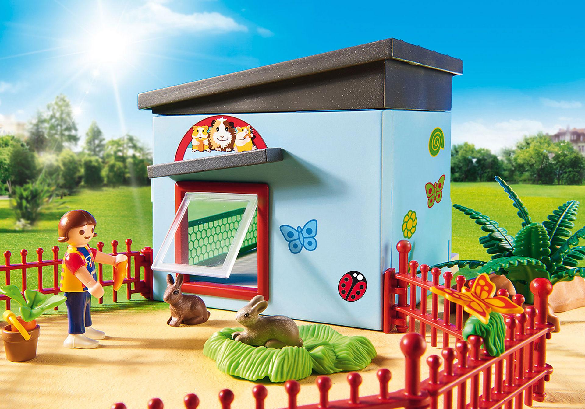 9277 Maisonnette des rongeurs et lapins  zoom image5