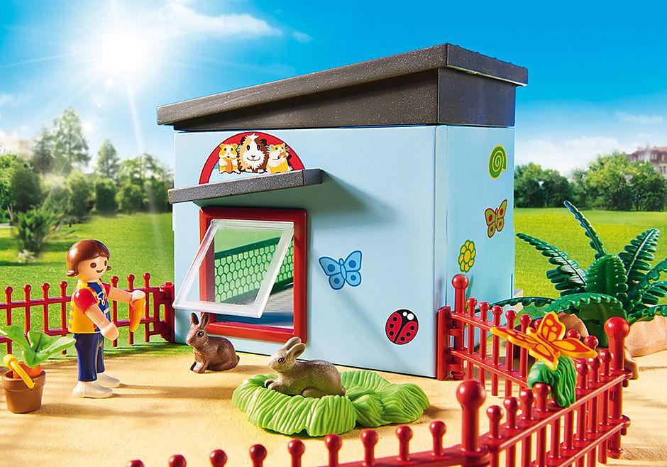 9277 Maisonnette des rongeurs et lapins  detail image 5