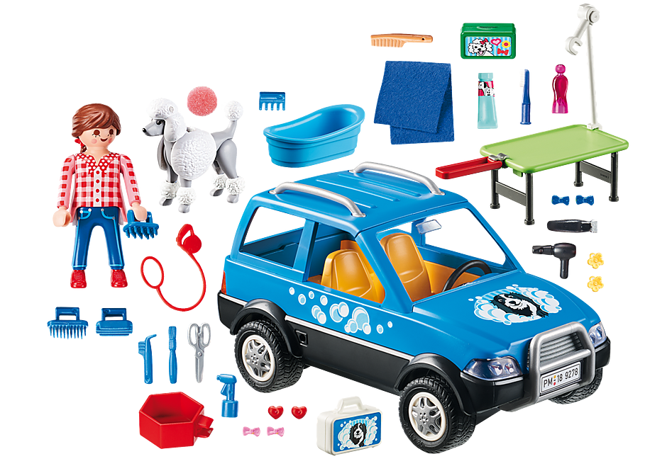 http://media.playmobil.com/i/playmobil/9278_product_box_back/Mobile Pet Groomer